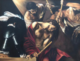 Evren Sarptunali Original Caravaggio Replica Art Painting on Canvas by Sarptunali Feature #6