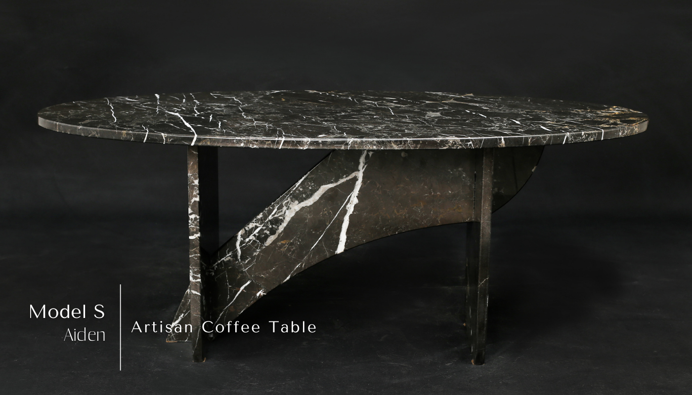 the model s in aiden is the most elegant and beautiful marble coffee table in canada