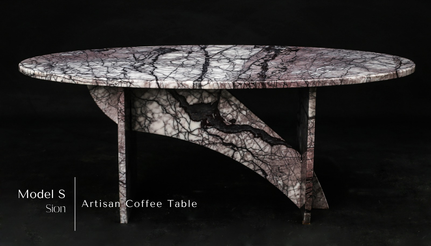 The model s in sion is the most beautiful marble coffee table in canada