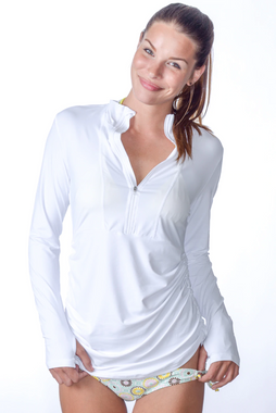 BloqUV Women's UPF 50+ Sun Protection Active Cover Up