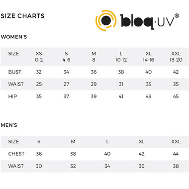 BloqUV Men's UPF 50+ Sun Protection Collared Long Sleeve Active Top