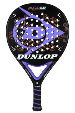 Dunlop Blitz Graphite Soft 2.0 Padel Paddle