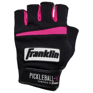Women's Franklin Pickleball Gloves, Left, X-Large