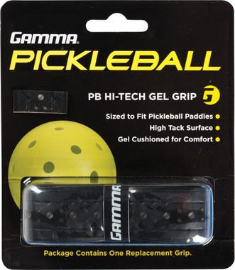 Gamma Sports Pickleball Hi-Tech Gel Replacement Grip