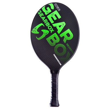 Gearbox Classic 275 (Oval Shape) Paddleball Paddle