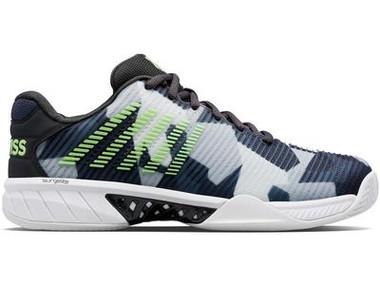 K-Swiss Men's Hypercourt Express 2 LE GEO Tennis Shoe