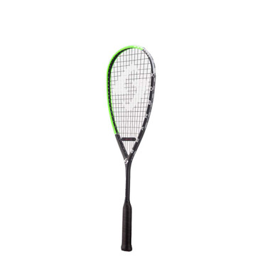 "Gearbox GBX 125 Neon Green Squash Racquet (3 7/8"")"