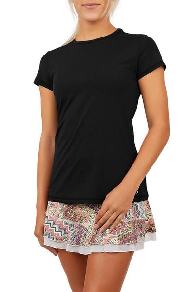 Sofibella Women's Short Sleeve Shirt