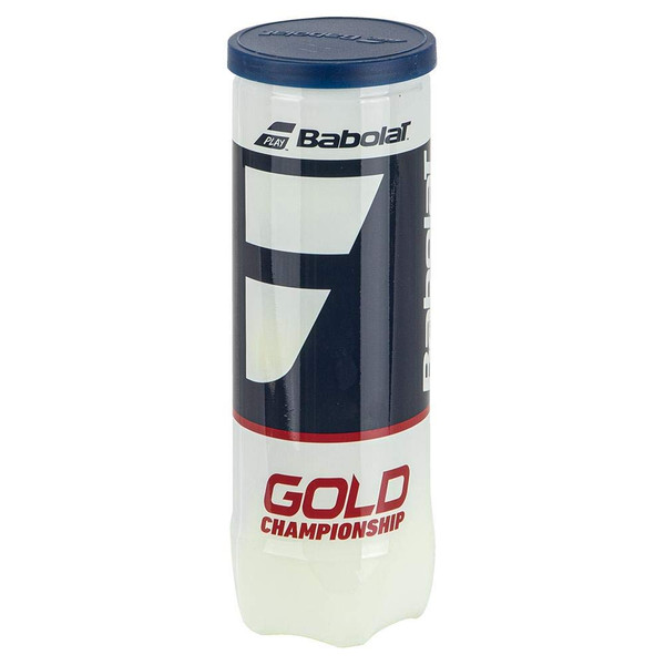 Babolat Gold Championship Tennis Balls (Can of 3)