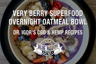 Dr. Igor's Very Berry Superfood Overnight Oatmeal Bowl Recipe