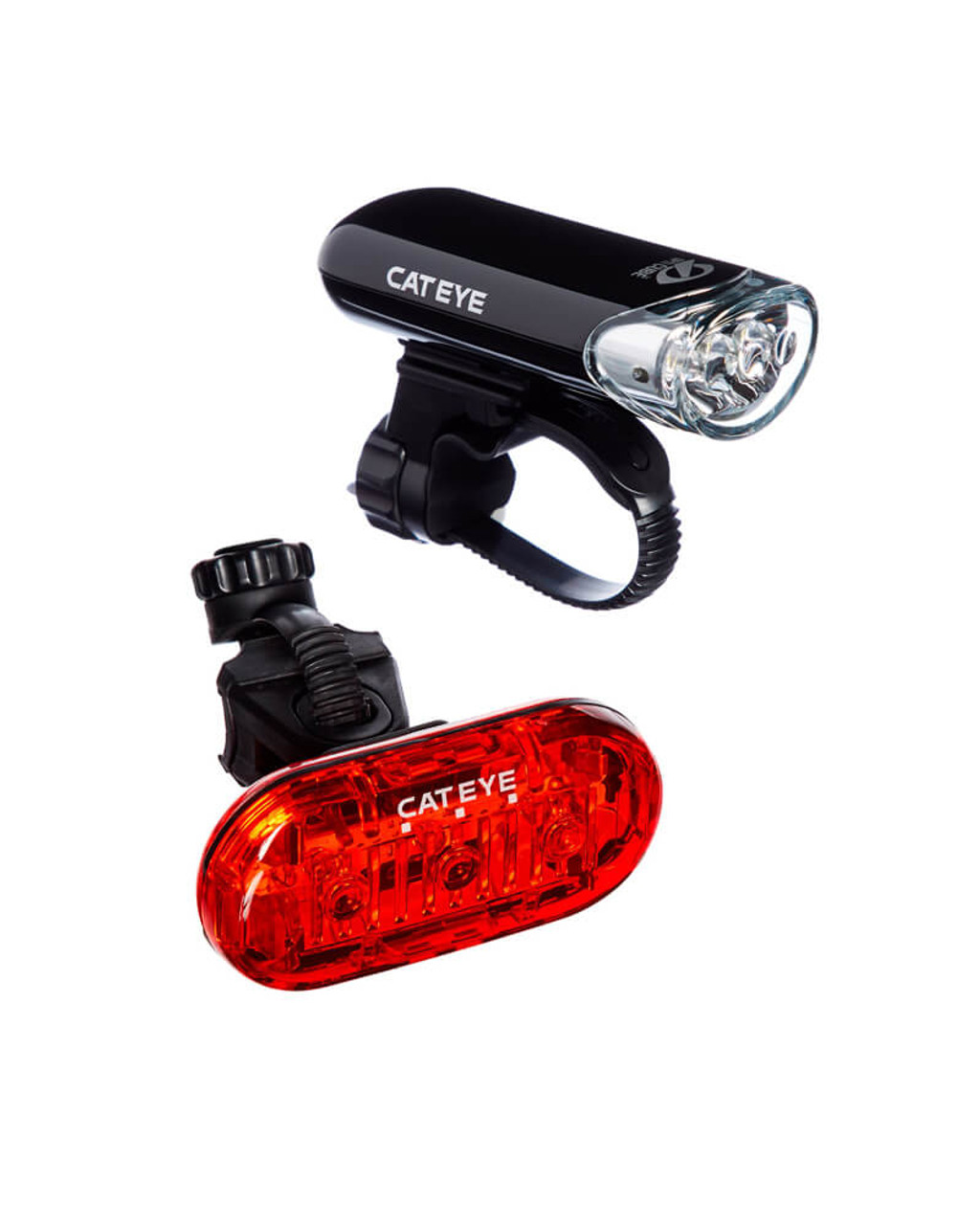 HL-EL085RC  Black NEW CatEye Bike Light Ampp 500 USB