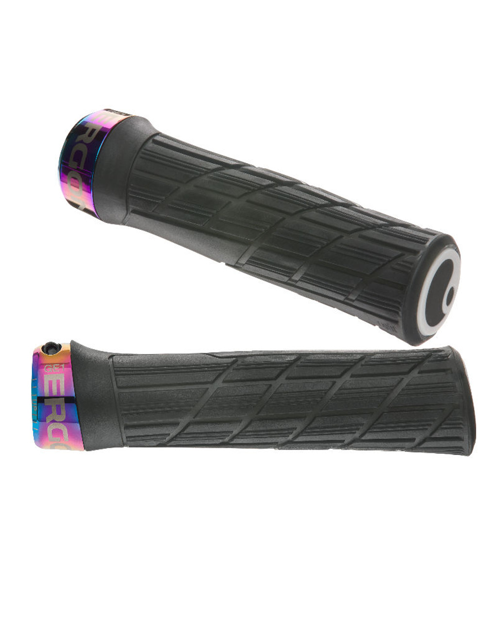 New Ergon GE1 Evo Factory Bike Grips Wide Riser Bars