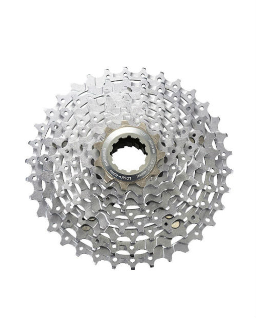 11-34T Shimano Deore XT CS-M770 9-Speed Bicycle MTB Bike Cassette HG Sprocket