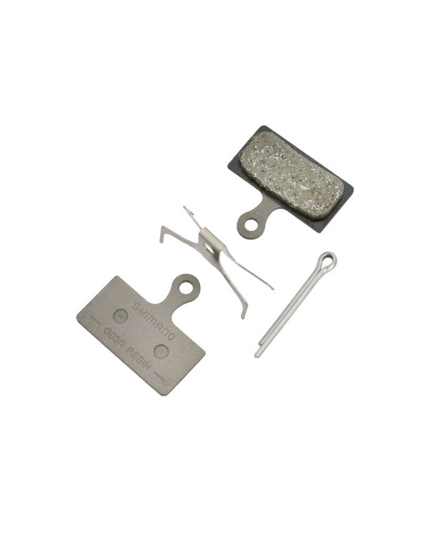 Shimano Disc Brake Pads G03A w/o Fin (Resin)