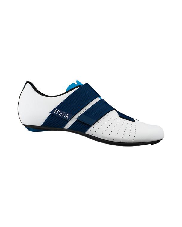 Fizik Vento Powerstrap R1 Movistar Team LE Road Cycling Shoes
