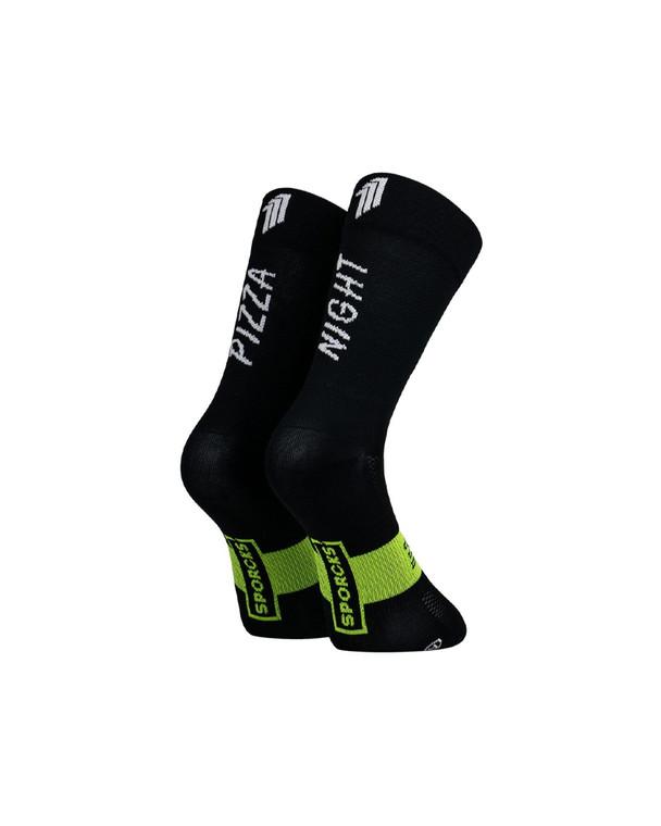Sporcks Cycling Socks - Pizza Night