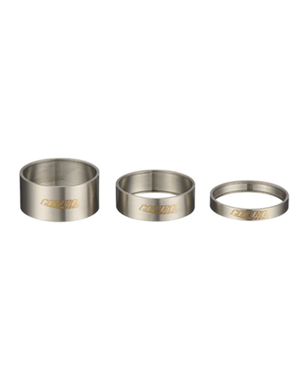 Controltech Timania Titanium Headset Spacers