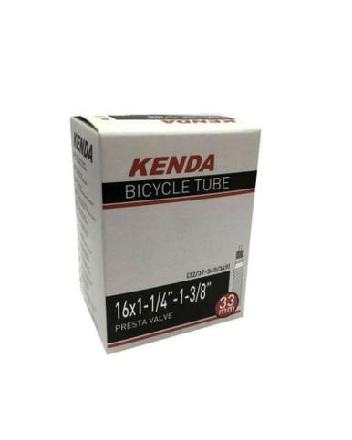 Kenda Tube 200 x 50 90°Schrader Valve Road Butyl Rubber Tube Bike... Pack Of 4