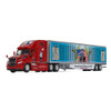 *Pre-Order* First Gear Rolling Memorial 2021 1/64 scale Freightliner® 2018 Cascadia® High Roof Sleeper with 53' Utility® Trailer with Reefer and Skirts 1/64