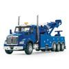 *Pre-Order* First Gear Kenworth T880 w/Century 1060 Rotator Wrecker  Smurf Blue