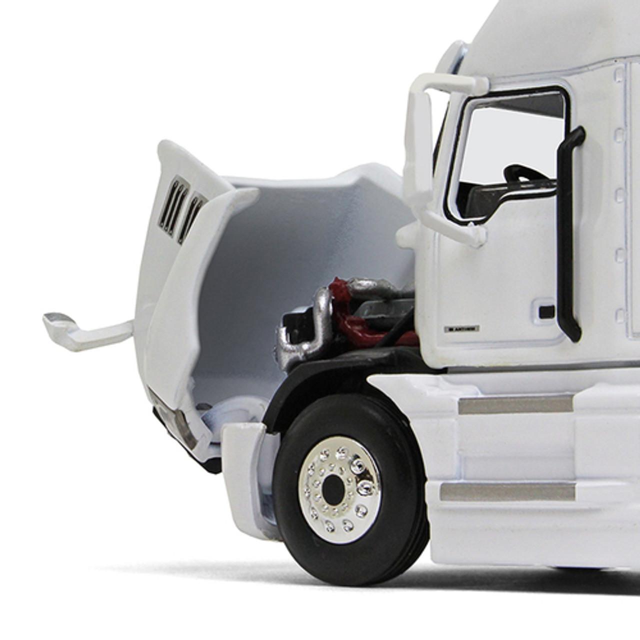 First Gear Mack Anthem White Tractor w/53' Trailer 60-0367 1/64
