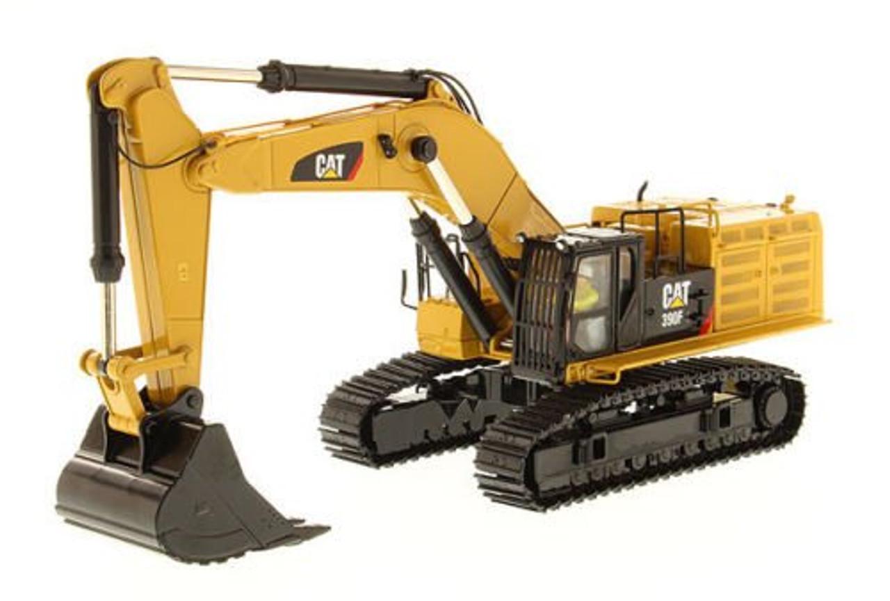 Diecast Masters Caterpillar 390F LME Hydraulic Tracked Excavator 1/50