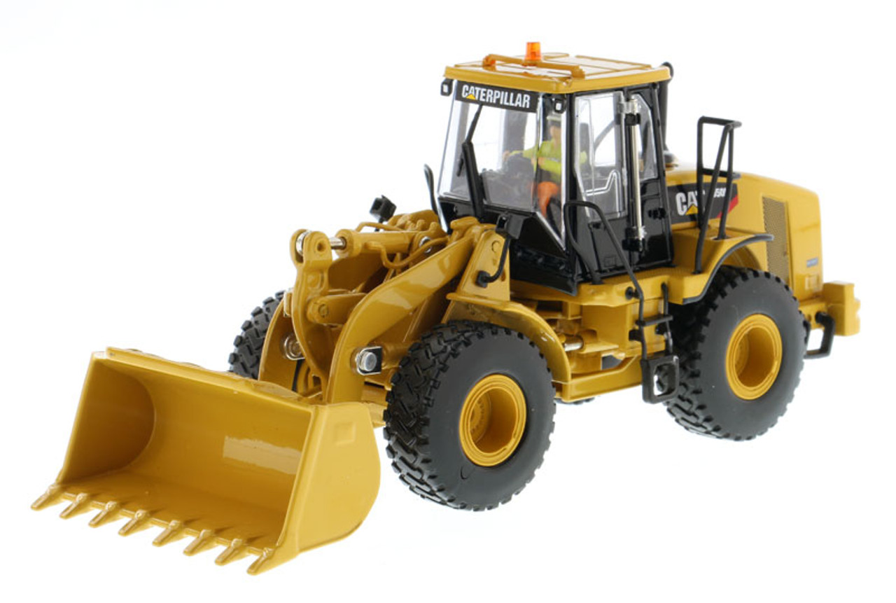 Diecast Masters Caterpillar 950H Wheel Loader 1/50