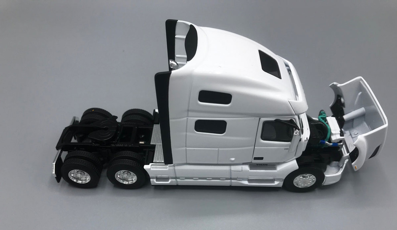First Gear Volvo VNL 760 Slepper Cab wtih 53' Trailer 1/50 Scale 50-3394