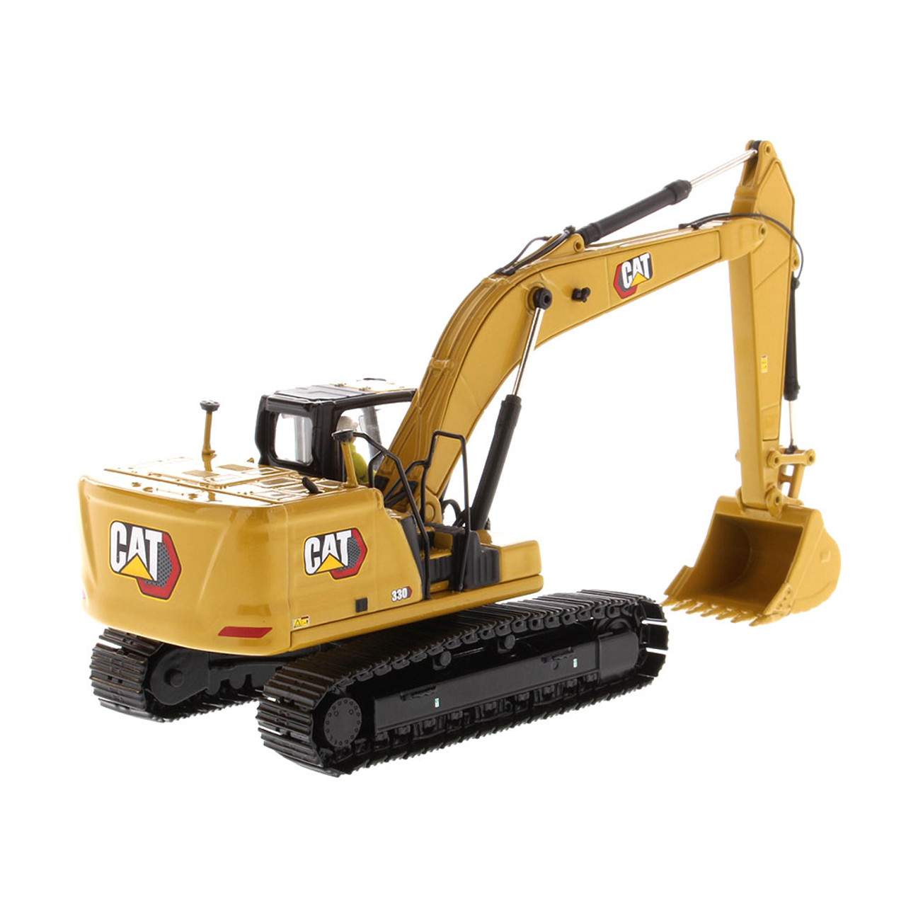 Diecast Masters Caterpillar 330 Hydraulic Excavator - Next Generation - High Line Series 1/50