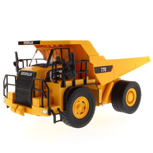 Diecast Masters RC Caterpillar CAT 770 Mining Truck 1:24 Scale Radio Control Model