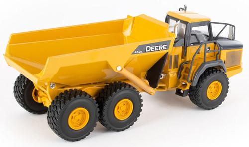 ERTL John Deere 460E Articulated Dump Truck (ADT) - TBE45366  1/50 Scale