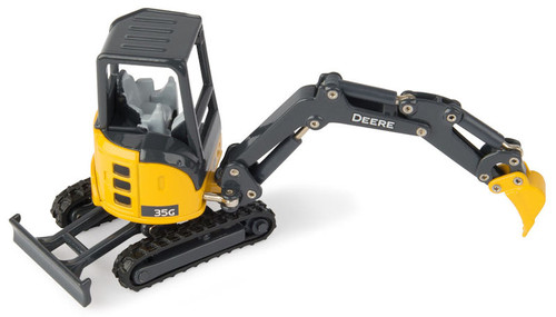 ERTL John Deere 35G Excavator - LP67321 1/50 Scale TBE45561