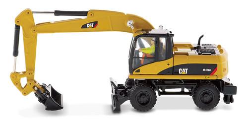 Diecast Masters Caterpillar M318D Wheel Excavator 1/87
