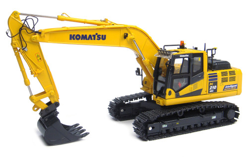 First Gear Komatsu PC210LCi-10 Intelligent Machine Control 1/50 SCALE
