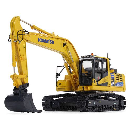 First Gear HB215LC-3 Hybrid Excavator 1/50 Scale 50-3398