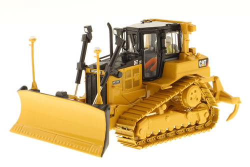 Diecast Masters Caterpillar D6T XW VPAT Track Type Tractor w/AccuGrade GPS 1/50