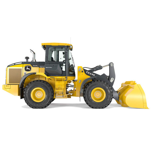 ERTL John Deere 544L Wheel Loader LP70650 TBE45702 1/50 Scale