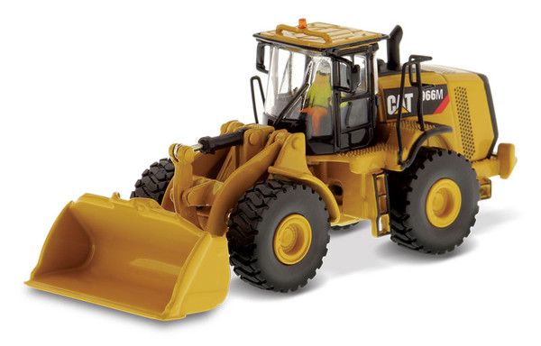 Diecast Masters Caterpillar 966M Wheel Loader 85948 1/87 Scale