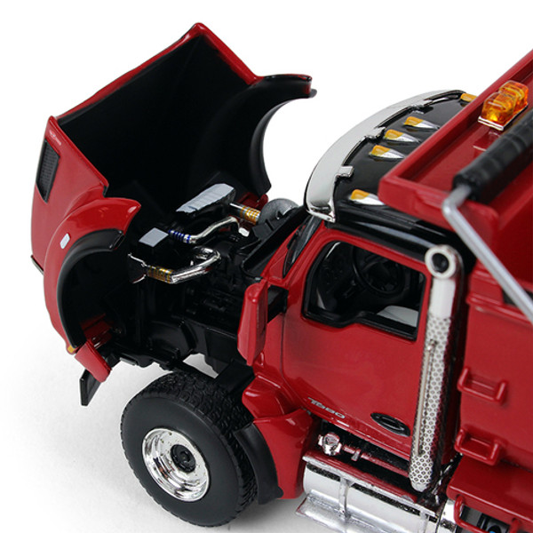 First Gear Kenworth T880 Dump Truck Red/Red 1/50 scale (50-3405)