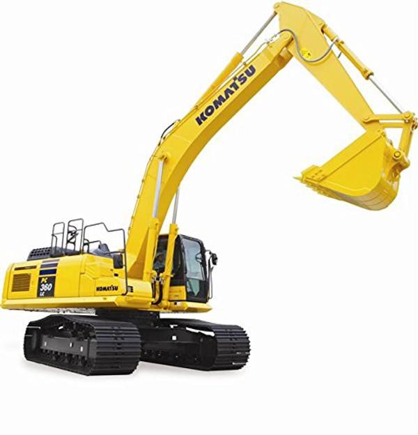 First Gear Komatsu PC360LC-11 Excavator 1/50 50-3361