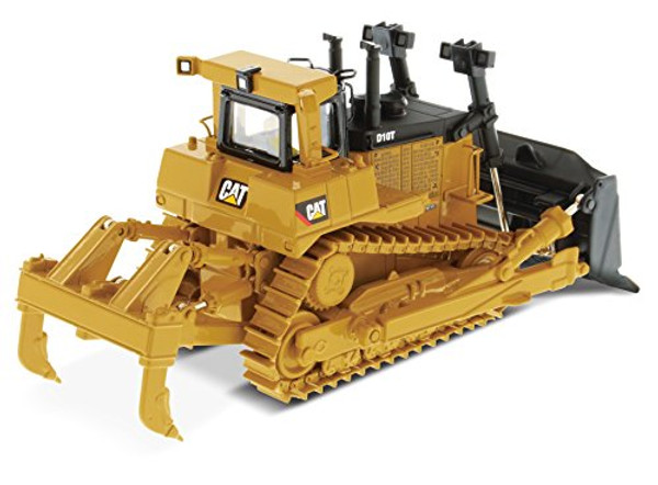 Caterpillar D10T Track Type Tractor High Line Series Vehicle