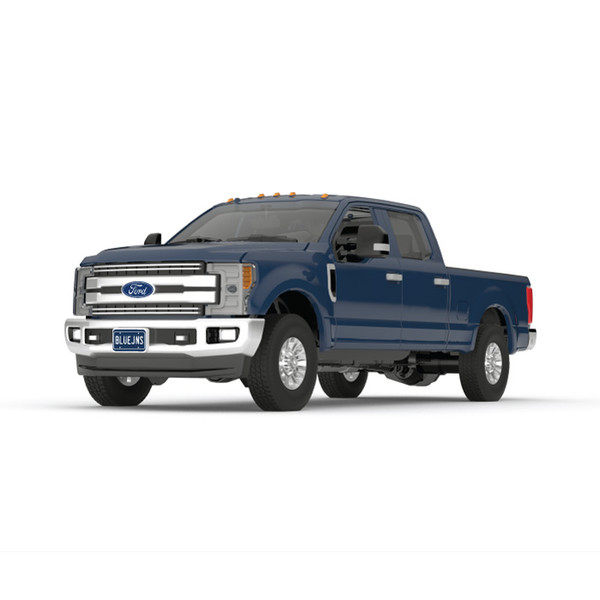 First Gear Ford F-250® Super Duty Pickup 'Blue Jeans' 1/50