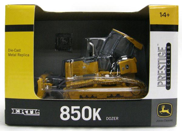 ERTL John Deere 850K Dozer 1/50 Scale