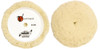 """SM Arnold - 7.5"""" Velcro Wool Compounding & Buffing Pad"""