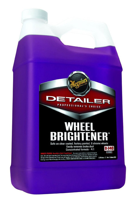 Meguiar's Wheel Brightener 1 Gallon