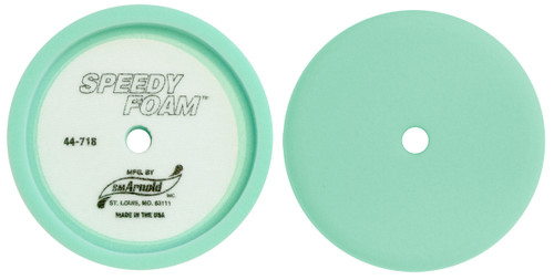 SM Arnold - Foam Buffing Pad - Green