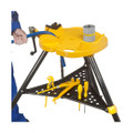 """Rems 120270 Aquila 3B Portable Tristand With Chain Vice (6"""")"""