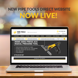 New Pipe Tools Direct Website Now Live!