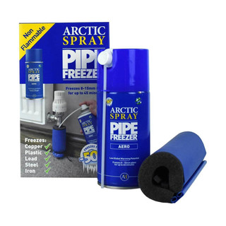Arctic Hayes ZEK1 Arctic Spray Kit (200ml)