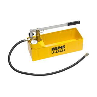 Rems 115000 Push Hand Pressure Testing Pump